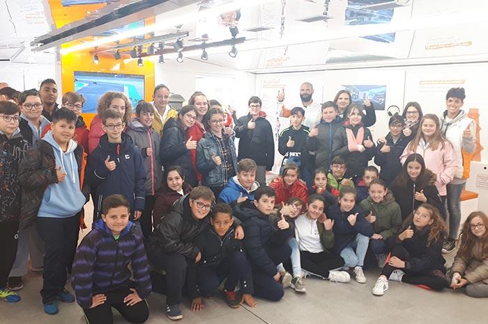 Exposición de Repsol Racing Tour en Albacete